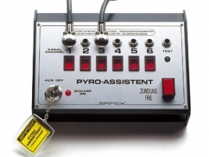 "SAFEX Pyro Assistent ""1 Plus"" - Tagesmietpreis"