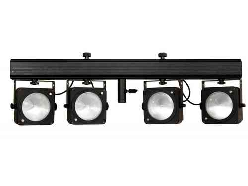 LED 4-fach Scheinwerfer Bar - JB Systems COB-4 BAR - Tagesmietpreis